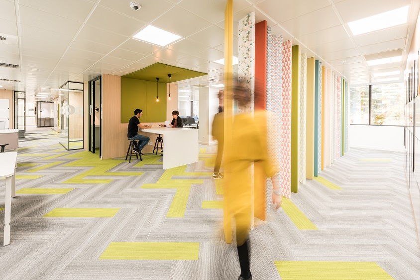 oficinas banco wizink en madrid milliken carpet colour