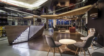 RED BULL México by SpAce Arquitectura