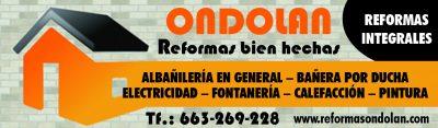 Reformas Ondolan