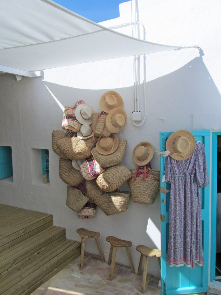 Oysho. Pop up store. Formentera