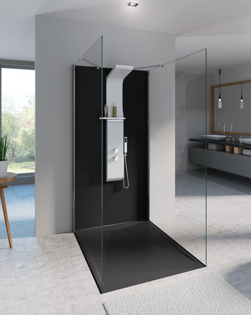 un baño sin obras paneles-ducha-Kinewall-Design-