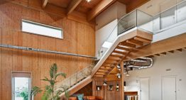 Innovahaus, un espacio de trabajo Passivhaus