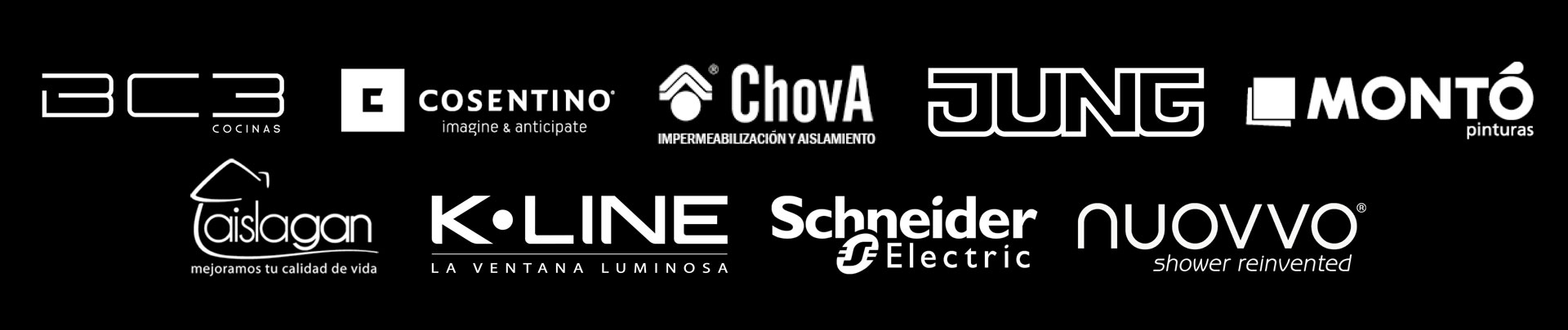 patrocinadores CONCURSO DE DISEÑO 2019 IN HAUS CASA MODULARES