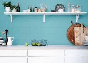 Tutorial como pintar los azulejos del ba o 10decoracion for Cocina pintura pato azul
