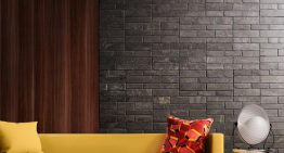 El primer panel de pizarra natural autoadhesiva :  STONETACK®