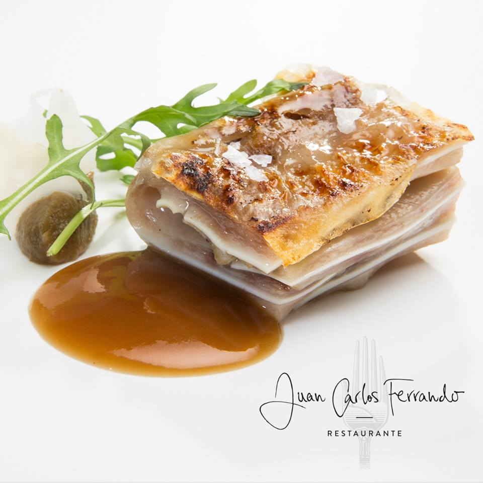 Restaurante en Logroño Juan Carlos Ferrando. Menús