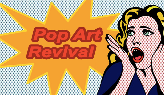 Revive el Pop Art