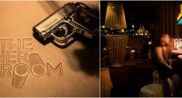 "lagranja Design. Coctelería ""The Other Room"" en Singapur"