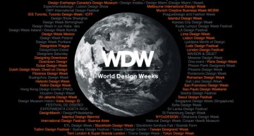 WORLD DESIGN WEEK SUMMIT  en Milán.