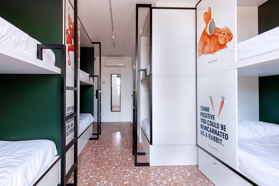 premio hostelco 2020 mejor concepto hotelero 2060 the newton hostel de estudio Wanna