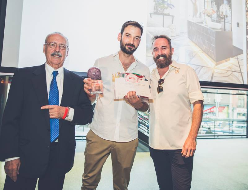 premios casa decor 2017- erico navazo, pepe leal y luis sanchez de pedro