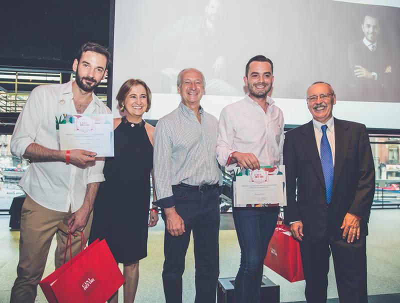 premios casa decor 2017manuel espejo y erico navazo
