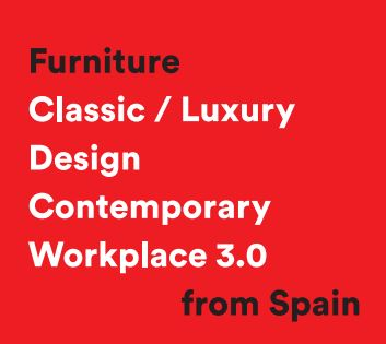 presencia española anieme FURNITURE OF SPAIN salon del mueble milan 2017