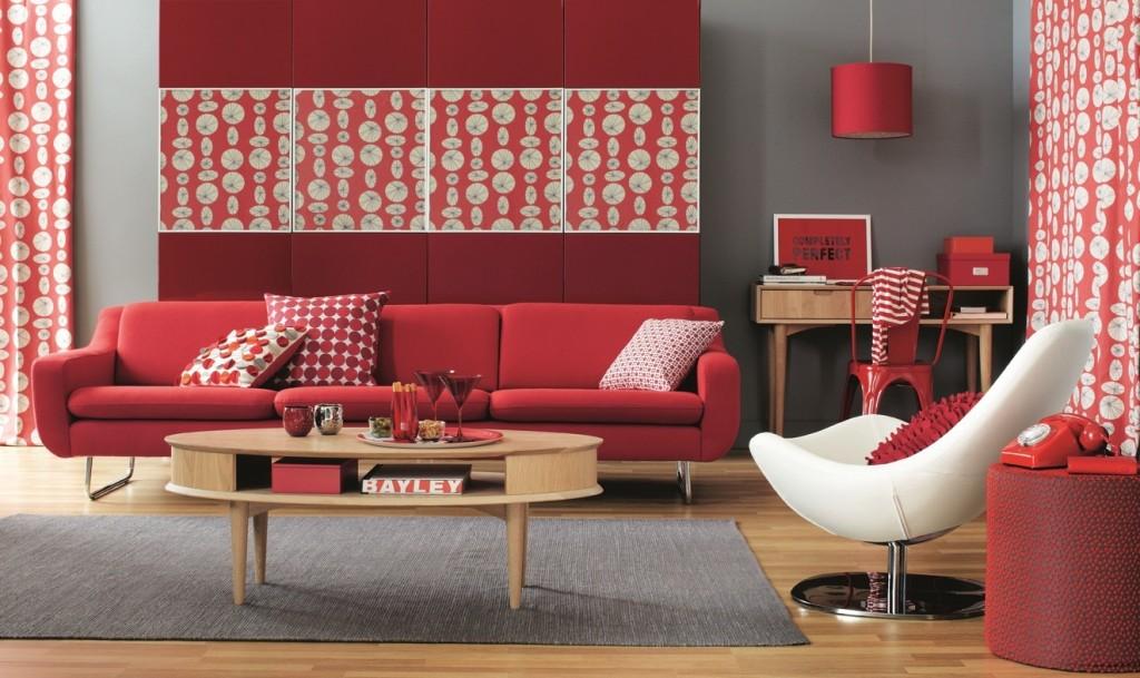 Color y bienestar. como influye el color rojo