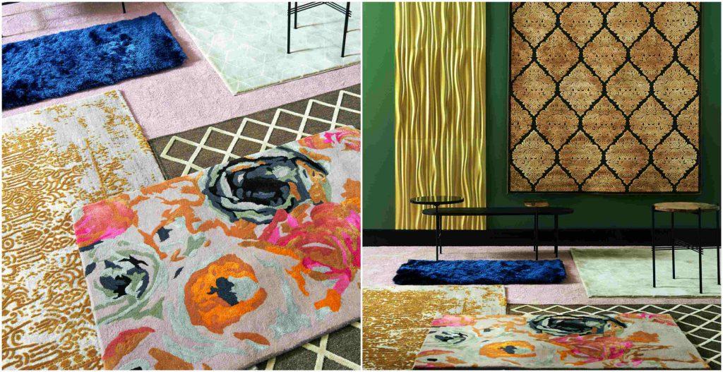 renueva tus alfombras con la nueva coleccion otoño 2017 de Leroy Merlin . Leroy Merlín Decoracion