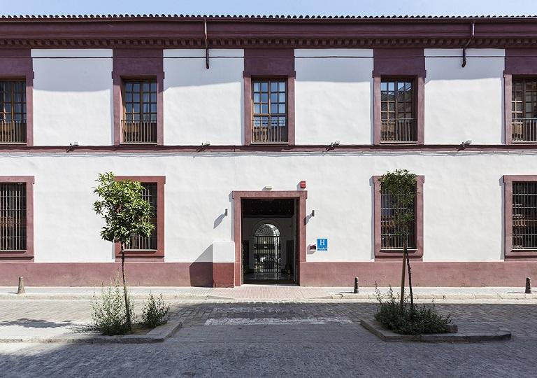 restauracion Hotel One Shot Palacio Conde de Torrejon Sevilla by Alfaro Manrique Atelier fachada