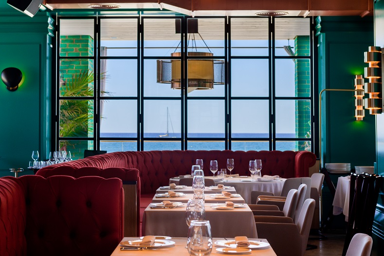 restaurante Tatel Ibiza-