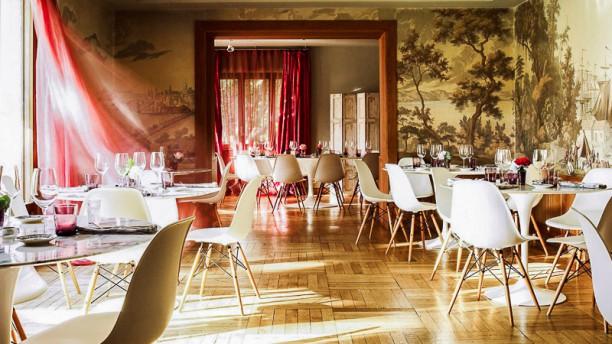 restaurante deluz santander -vista-comedor- Cantabria está de moda locales de moda en Santander