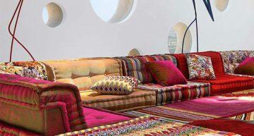 La elección del sofá