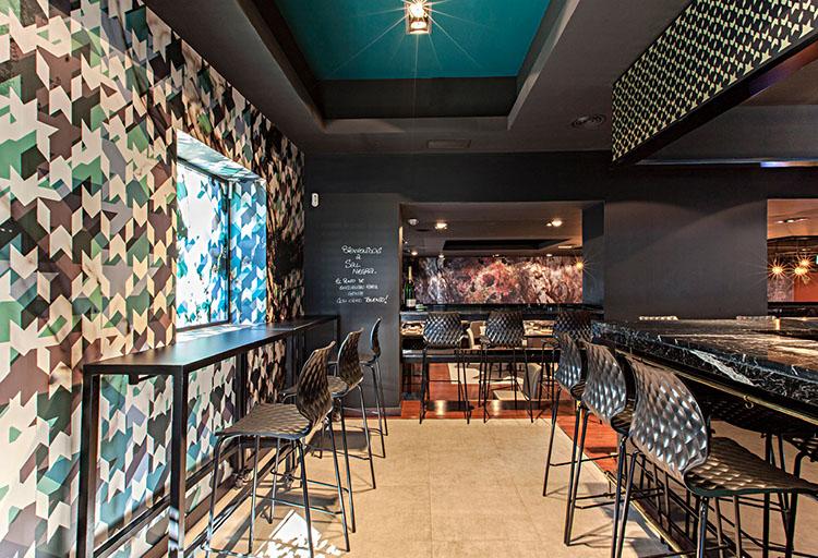 Interiorismo visual wallpaper de env s dise o 10decoracion - Papel pintado exclusivo ...