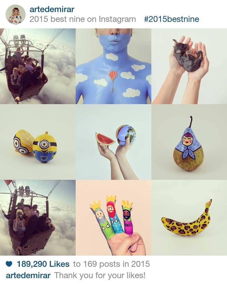 sandra suarez artedemirar instagram 2015