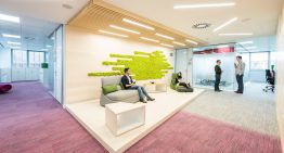 Sede Roche Madrid por 3g office