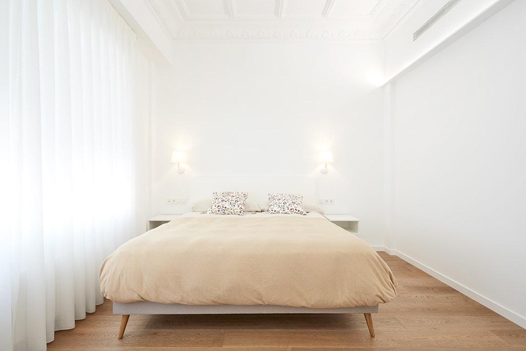 setrabe arquitectura valencia. reforma vivienda en ruzafa