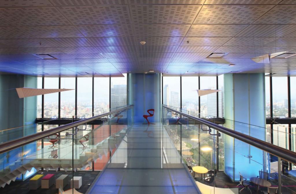 SHOWROOM VONHAUCKE premios cidi bienal interiorismo, diseño y paisajismo.