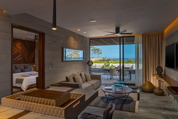 Foto: web Marriot Habitación Hotel Solaz los cabos México