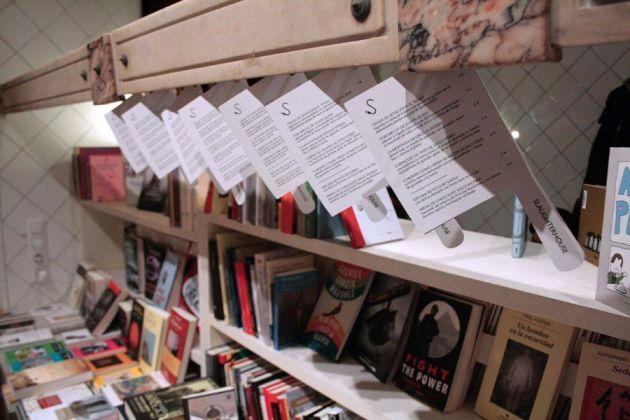 slaughterhouse_valencia. Libreria en antigua carniceria