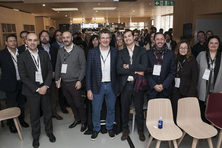smart conversations 3g office 2018 workplace design conference barcelona