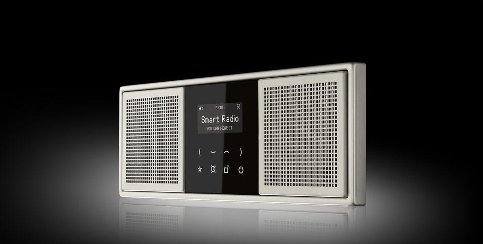 smart-radio-jung-para-hoteles soluciones domoticas para hoteles Jung