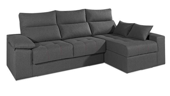 sofas baratos a medida. Sofá con chaiselongue . Sofás Valencia cómo elegir el sofá perfecto