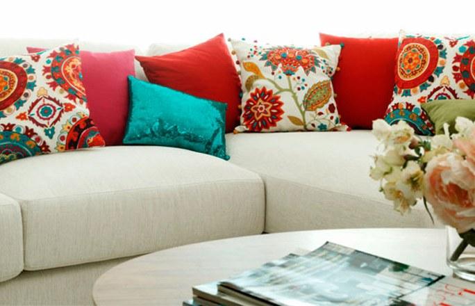 sofas con cojines cómo elegir el sofá perfecto