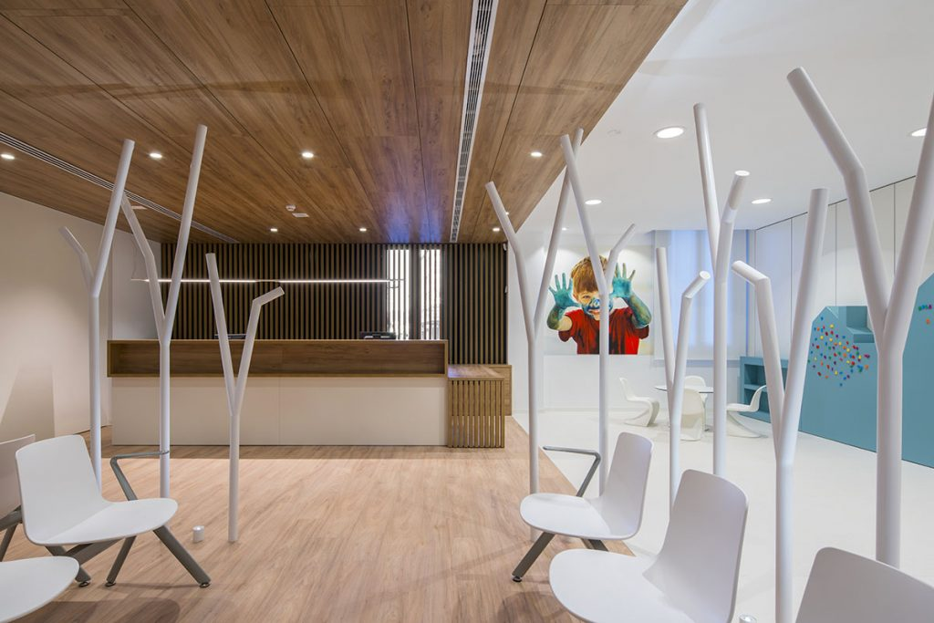 susanna cots . slow design, diseño clinica sant josep manresa. fundacion althaia (