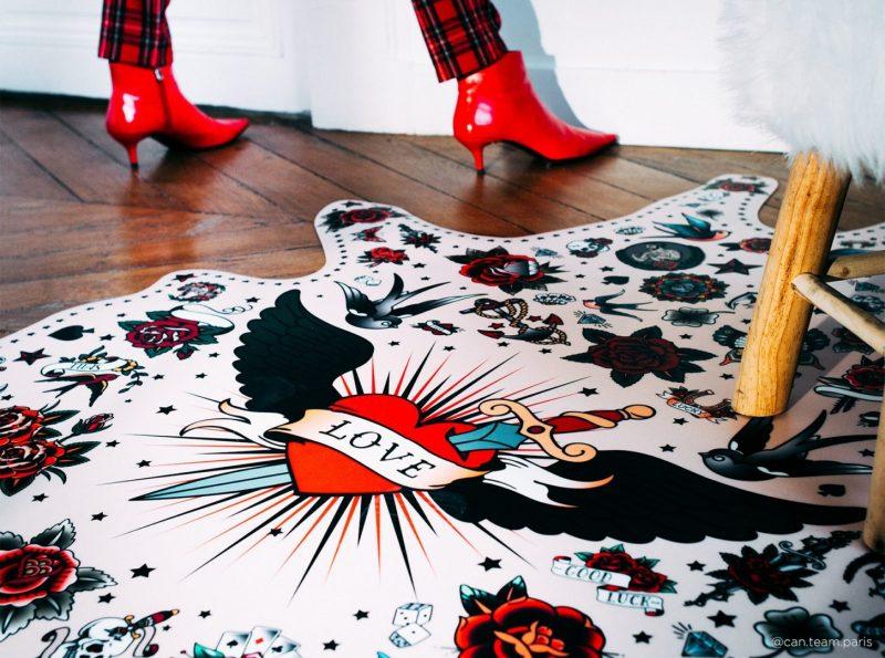 alfombras vinílicas para cocinas podevache
