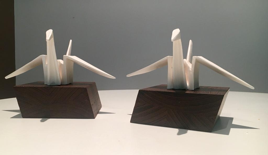Interiorismo como valor diferencial. InnoDesign Agora Nude Feria Habitat 2018. Temple ceramic. Albacete.