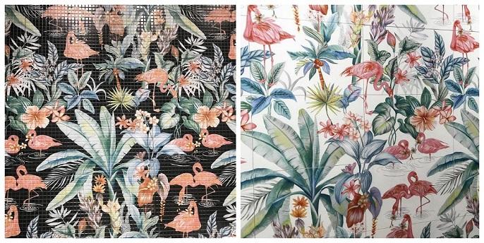 tendencias ceramica Cevisama 2019 efecto tapiz