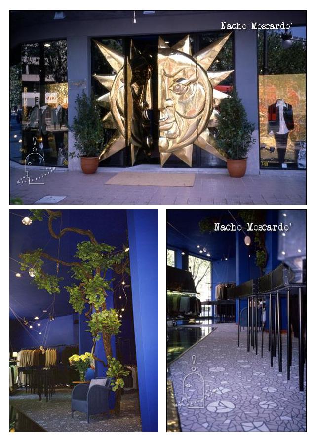 tienda local comercial diseño Nacho Moscardó