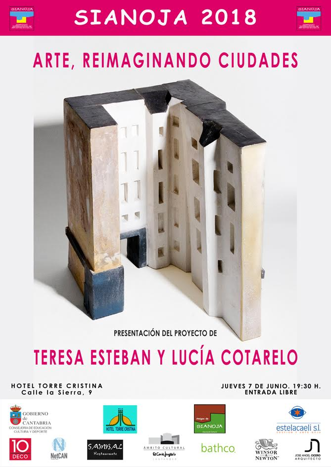 Teresa Esteban escultora. Sianoja 2018