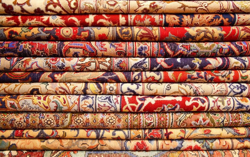 Expo Alfombra Irán, tienda especializada en alfombras persas y orientales.