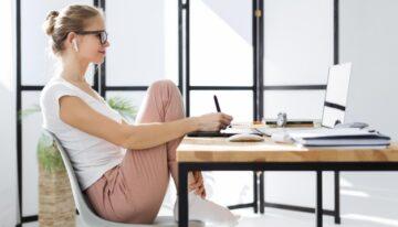 Homeoffice: Cómo transformar la iluminación de tu zona de trabajo en casa