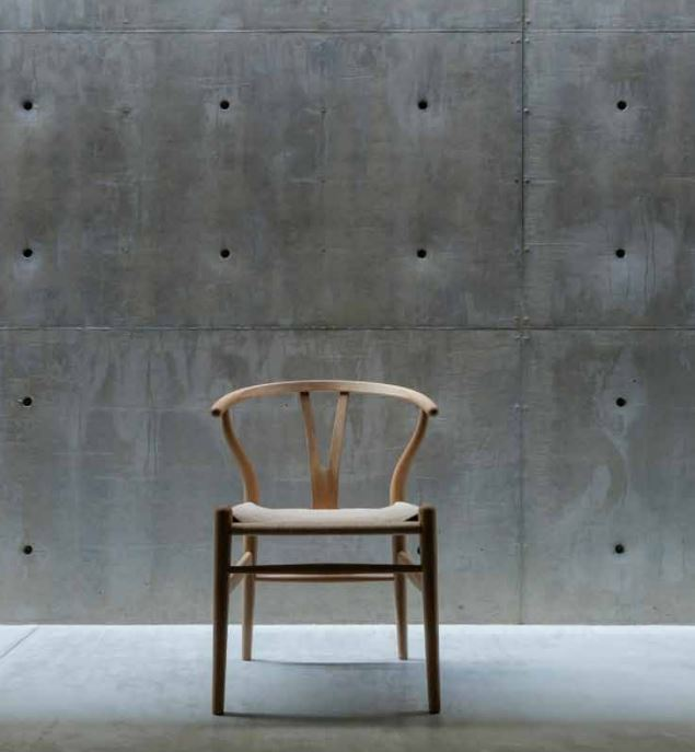 wishbone chair ch24 wegner chair Carlhansen&son