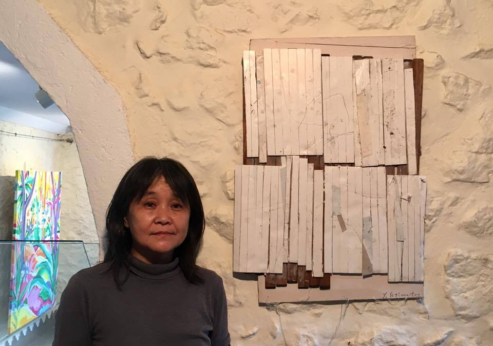 yuko sugimoto. sianoja 2017