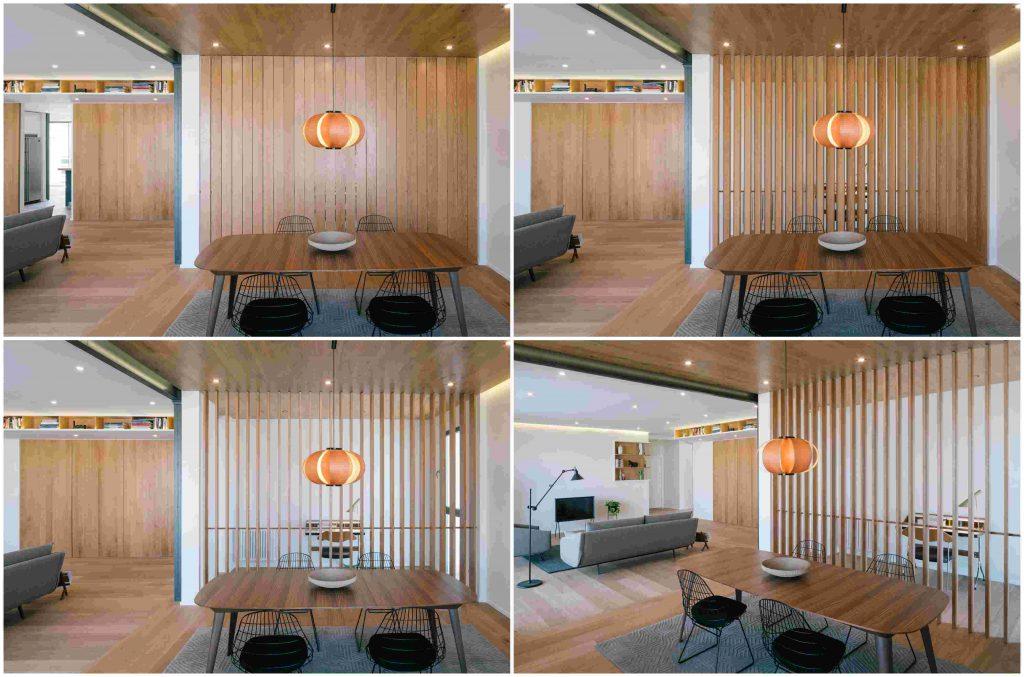zooco estudio casa en la castellana Madrid